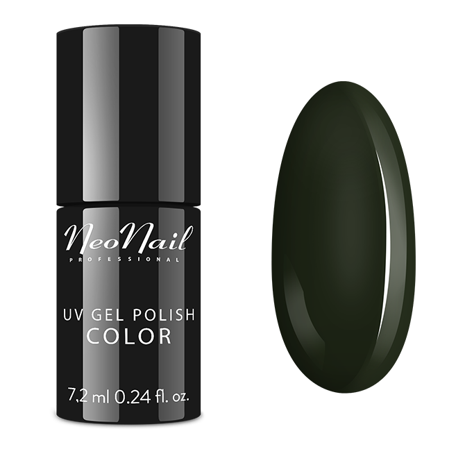 Гель-лак NeoNail 7,2мл Bottle Green 6372-7